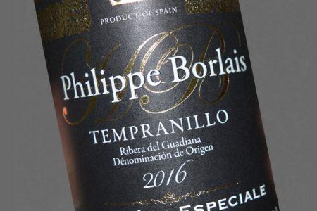 Philippe Borlais – Tempranillo